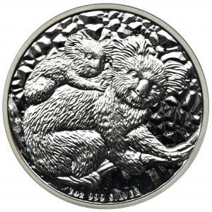 Australia, Elżbieta II, 1 Dolar 2008 - Koala
