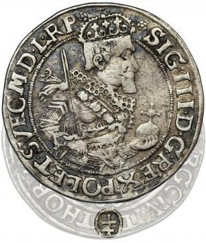 Zygmunt III Waza, Ćwierćtalar Toruń 1630 - EKSTREMALNIE RZADKI