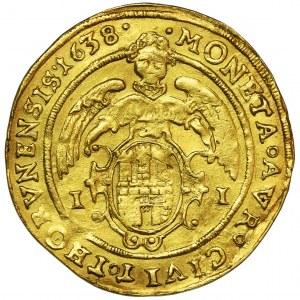 Ladislaus IV of Poland, Ducat Thorn 1638 - RARE