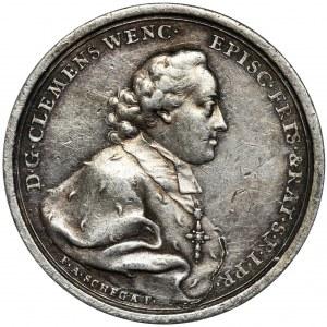 Stanisław August Poniatowski, Medal 1765 - BARDZO RZADKI