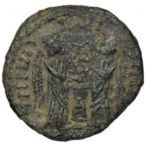 Roman Imperial, Constantine I the Great - BARBARIAN IMITATION