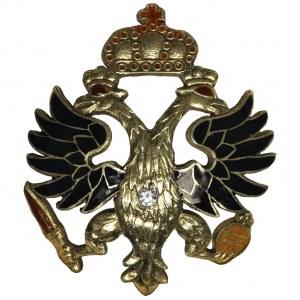 Rosja, Biżuteria w postaci Orła z emalią