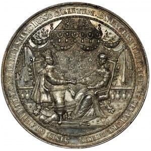 Ladislaus IV Vasa, Wedding medal 1646