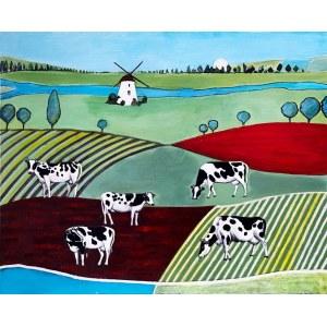 Grupa Artme, Krowy i młyn