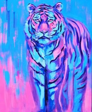 Joanna Jamielucha, Tygrys