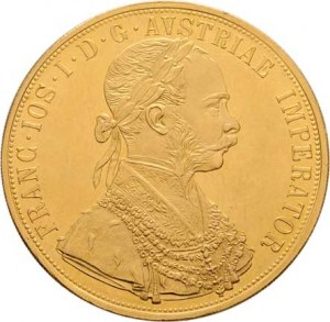 František Josef I., 1848 - 1916