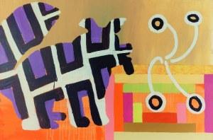 Ryszard GRZYB (ur. 1956), Modlitwa o dobry sen, 2016