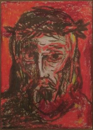 Eugeniusz GERLACH (ur. 1941), Głowa Chrystusa