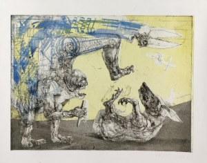 Kacper BOŻEK (ur. 1974), Wilkołak, 2000