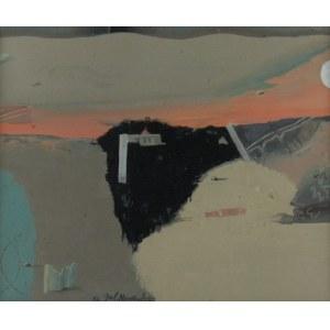 JULIUSZ NARZYŃSKI (UR. 1934), Tu dzień jest piękny i piękna noc, 2004