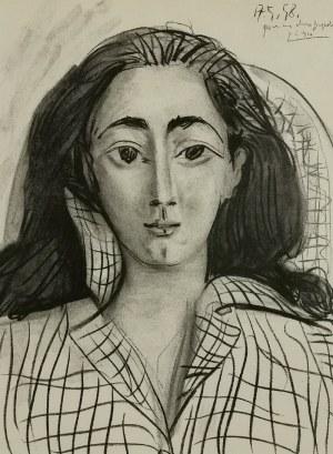 Pablo PICASSO (1881-1973), Portret kobiety, 1958
