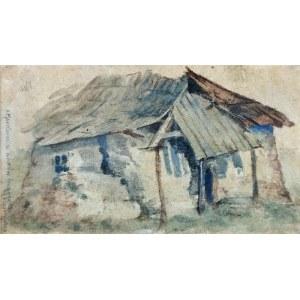 Artur MARKOWICZ (1872-1934), Motyw z krakowskiego Kazimierza