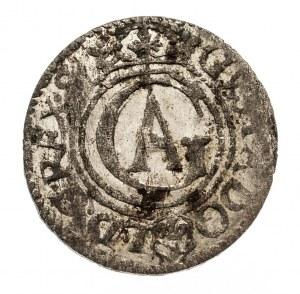 Szwecja, Ryga - miasto, Gustaw II Adolf 1621-1632, szeląg 1626, Ryga.