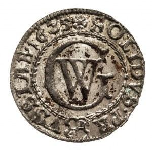 Prusy Książęce, Jerzy Wilhelm 1619-1640, szeląg pruski 1625, Królewiec.