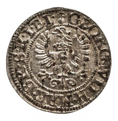 Prusy Książęce, Jerzy Wilhelm 1619-1640, szeląg pruski 1626, Królewiec.