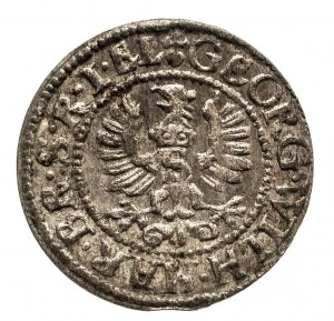 Prusy Książęce, Jerzy Wilhelm 1619-1640, szeląg pruski 1627, Królewiec.