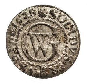 Prusy Książęce, Jerzy Wilhelm 1619-1640, szeląg pruski 1628, Królewiec.