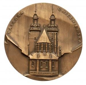 Polska, PRL 1944-1989, medal z serii królewskiej Oddziału Koszalińskiego PTN - Przemysł II.