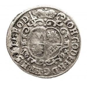 Niemcy, Biskupstwo Würzburg, Schilling 1694, Johann Gottfried II. von Guttenberg 1684-1698.
