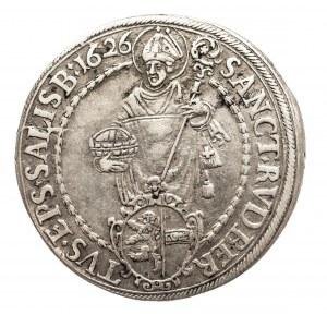 Austria, Biskupstwo Salzburg, talar 1626, Paris Graf von Lodron, 1619-1653.
