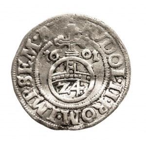 Niemcy, Biskupstwo Hildesheim, 1/24 Taler 1601 Moritzberg Ernst von Bayern 1573-1612.