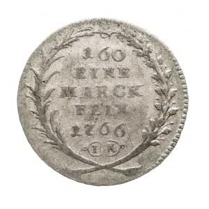 Niemcy, Biskupstwo Kolonia, 6 Stüber 1766 IK, Maximilian Friedrich von Königseck, 1761-1784.