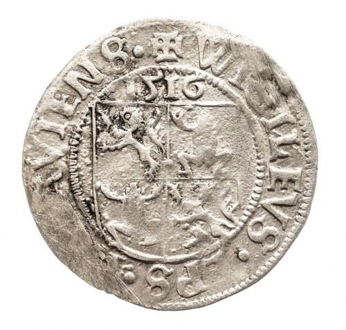Niemcy, Biskupstwo Passau, batzen 1516 Ernst von Bayern, 1517 - 1540.