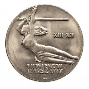 Polska, PRL 1944-1989, 10 złotych 1965 Nike