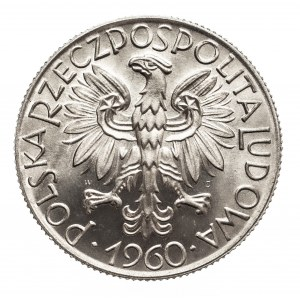 Polska, PRL 1944-1989, 5 złotych 1960 (1)