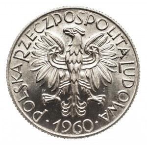 Polska, PRL 1944-1989, 5 złotych 1960 (2)