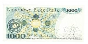 Polska, PRL 1944 - 1989, 1000 ZŁOTYCH 1.06.1982, seria KH.