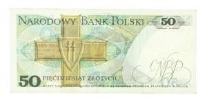 Polska, PRL 1944 - 1989, 50 ZŁOTYCH 9.05.1975, seria S.