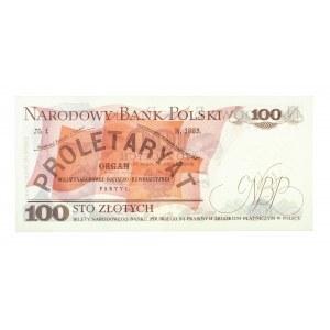 Polska, PRL 1944 - 1989, 100 ZŁOTYCH 17.05.1976, seria AP.
