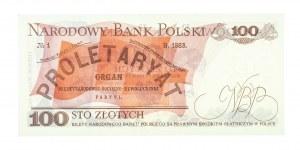 Polska, PRL 1944 - 1989, 100 ZŁOTYCH 17.05.1976, seria AZ.
