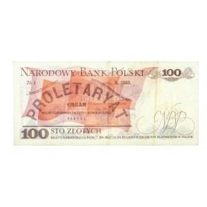 Polska, PRL 1944 - 1989, 100 ZŁOTYCH 17.05.1976, seria BS.