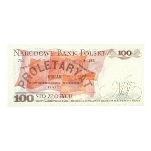 Polska, PRL 1944 - 1989, 100 ZŁOTYCH 17.05.1976, seria DW.
