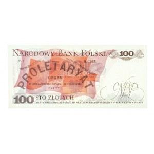 Polska, PRL 1944 - 1989, 100 ZŁOTYCH 1.06.1979, seria FD.