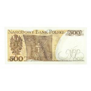 Polska, PRL 1944 - 1989, 500 ZŁOTYCH 15.06.1976, seria AK.