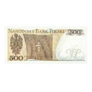 Polska, PRL 1944 - 1989, 500 ZŁOTYCH 1.06.1979, seria BC.