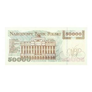 Polska, Rzeczpospolita od 1989 r., 50000 ZŁOTYCH 16.11.1993, seria C.