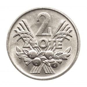 Polska, PRL 1944-1989, 2 złote 1960