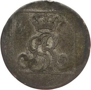 Polska, Stanisław August Poniatowski 1764-1795, grosz srebrny 1768 FS, Warszawa