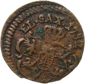 Polska, August III 1733-1763 szeląg 1752, Grünthal