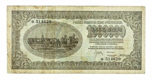 Polska, II Rzeczpospolita 1919 - 1939, 1000000 MAREK POLSKICH, 30.08.1923, Seria O.