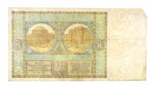 Polska, II Rzeczpospolita 1919 - 1939, 50 ZŁOTYCH, 28.08.1925, seria E.