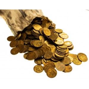 SKARB, PRL 1944-1989, 2 złote 1980, ponad 360 sztuk.