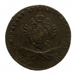 Monety wojskowe dla ziem polskich, grosz 1794, Wiedeń.