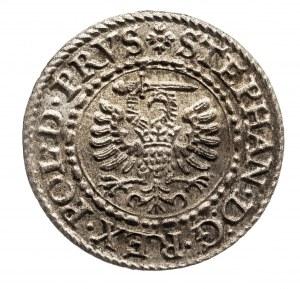Polska, Stefan Batory 1576-1586, szeląg 1581, Gdańsk.