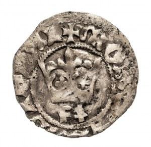 Polska,Władysław Jagiełło (1386–1434), półgrosz 1412-1414, Kraków