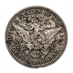 Stany Zjednoczone Ameryki, 1/4 dolara 1916, Filadelfia